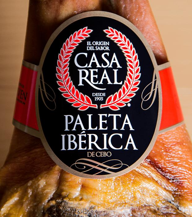 Etiqueta Paleta Ibérica