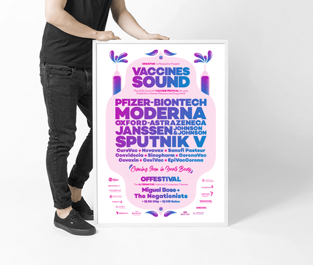 Poster Vaccines Sound 02